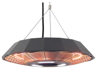 Energ Infrared Electric Outdoor Heater Hanging Modern
