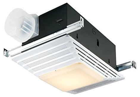 Broan Exhaust Fan/heater/light 3-In-1 70 Cfm.