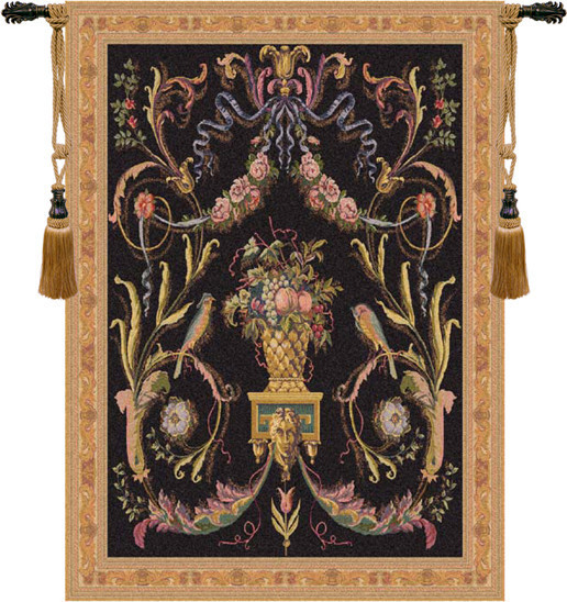 Le Dejeuner Champetre French Tapestry Wall Hanging