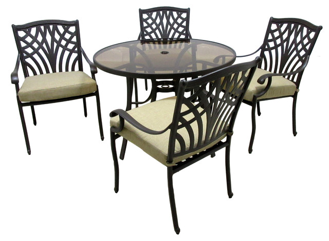 Carmen 5-Piece Dining Collection.