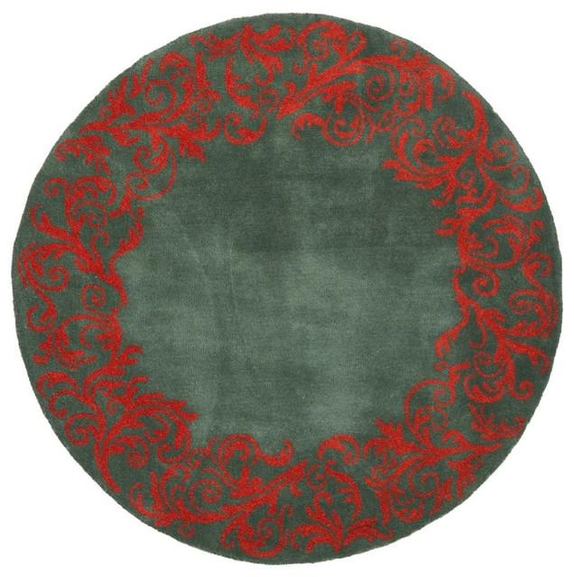 Safavieh contemporary bella area rug reviews houzz for Round contemporary area rugs