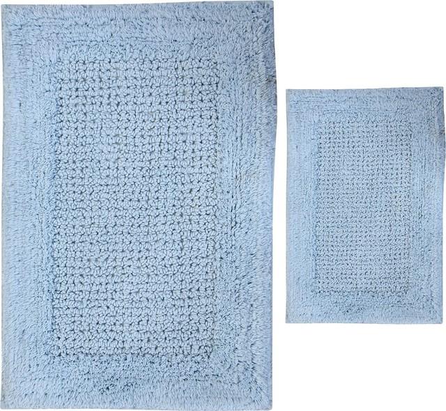 Textile Decor Usa Castle Hill London Naples Bath Rugs Set