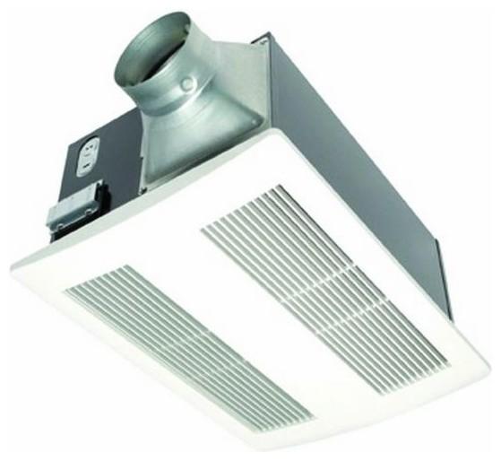 Panasonic Ceiling Mount Bathroom Exhaust Fan, Fv-11vh2.