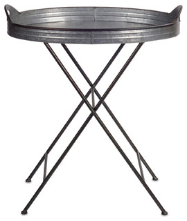 """Tray Table 24""""x27.5""""H Metal"""