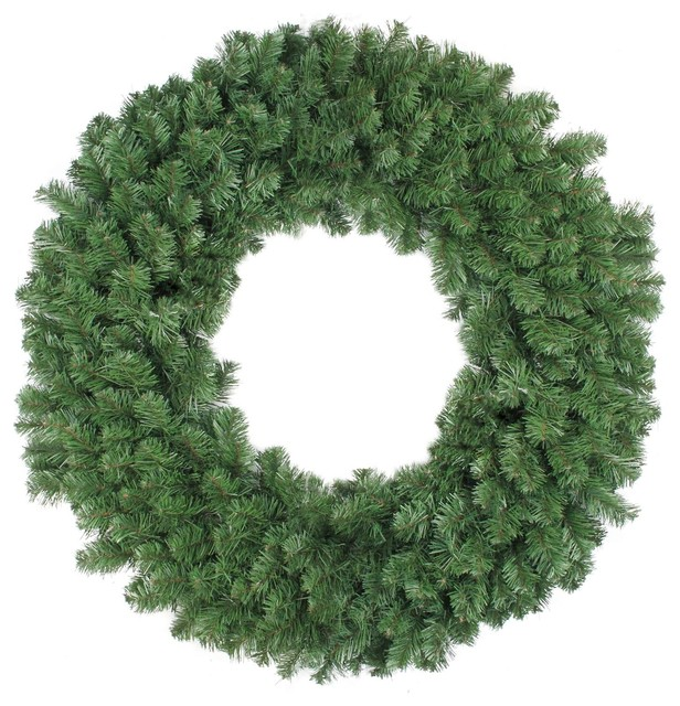 "36"" Colorado Pine Artificial Christmas Wreath - Unlit."