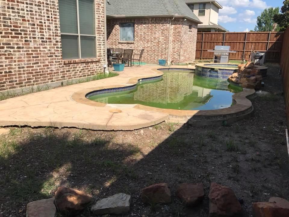 Luxury Backyard Pool Remodel
