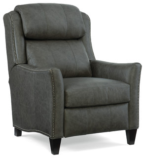 Lancaster Recliner, Nickel, Sage