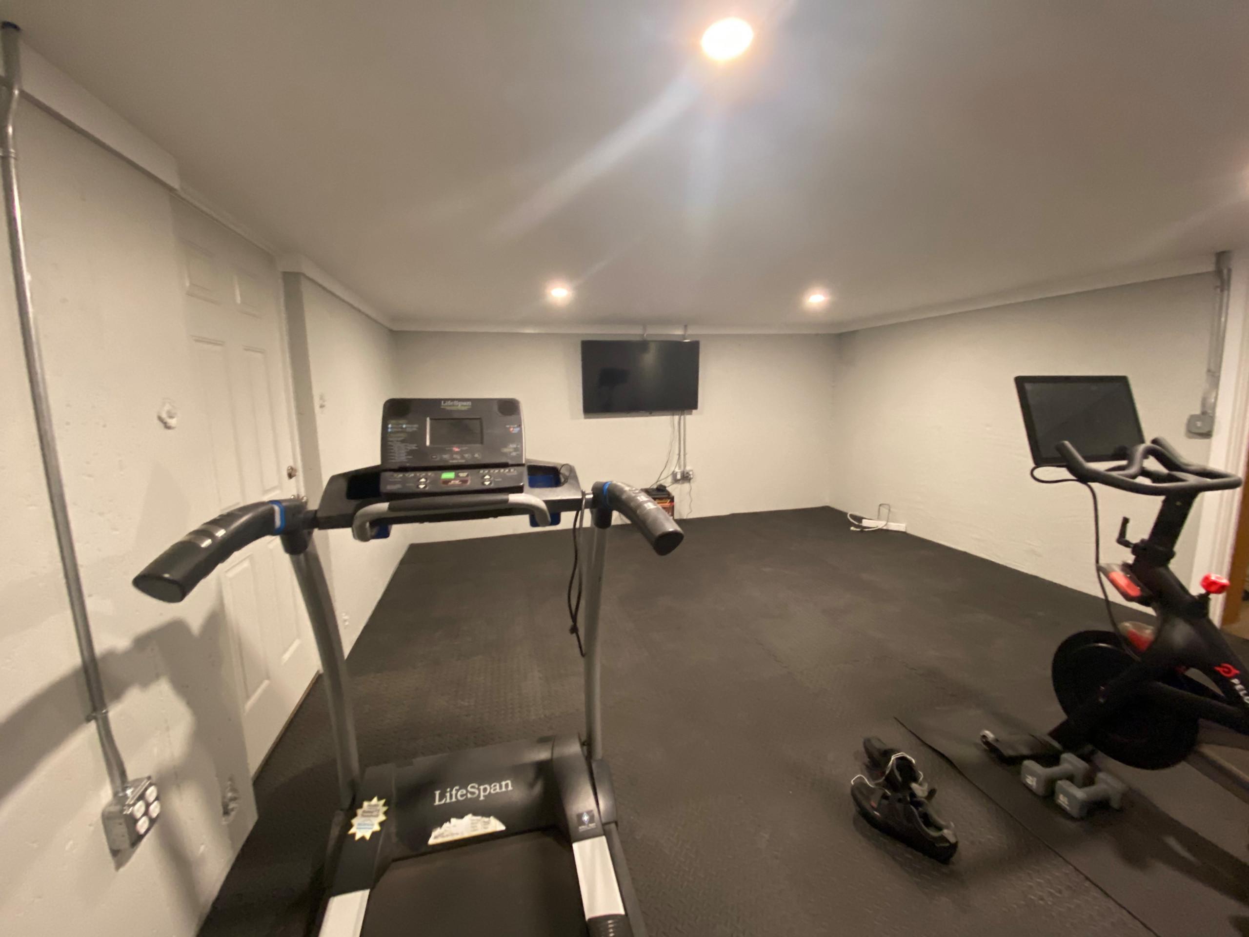 Fitness / Exercise Room Design