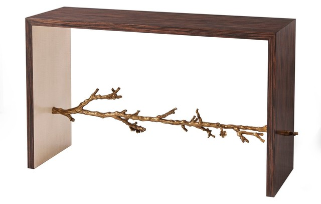 info for b7a17 f4f44 Theodore Alexander Anthony Cox Spring Console Table