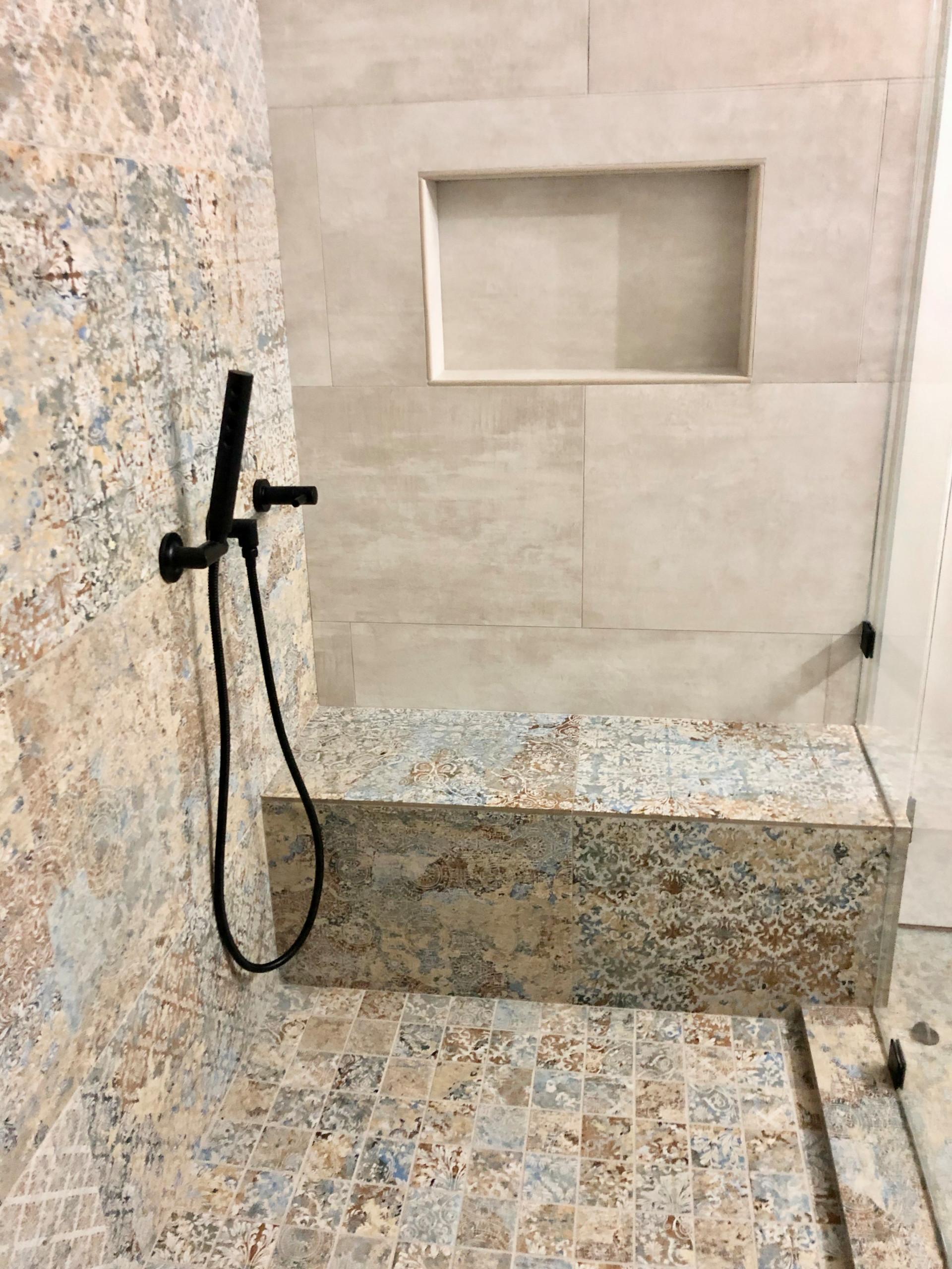 Laid Back Guest Bath