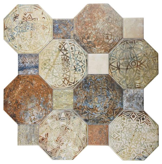 Tallinn Ceramic Floor and Wall Tiles - Contemporary - Wall And Floor ...