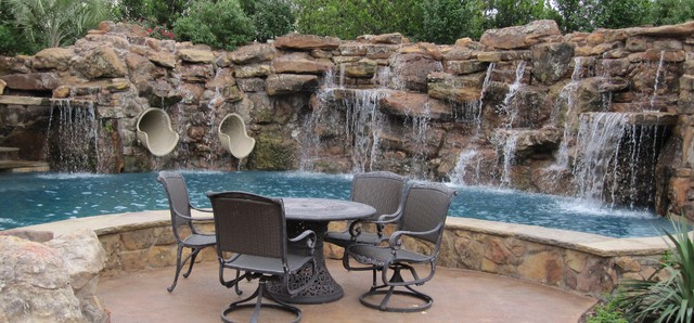 Swimming Pools and Water Features