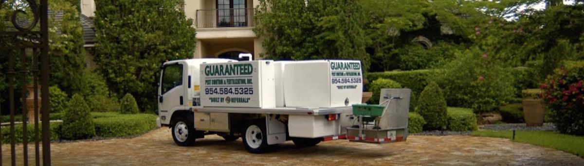 Guaranteed Pest Control Davie Fl Us 33314