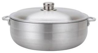 Alpine cuisine 7 qt aluminum caldero cookware by for Alpine cuisine ceramic cookware