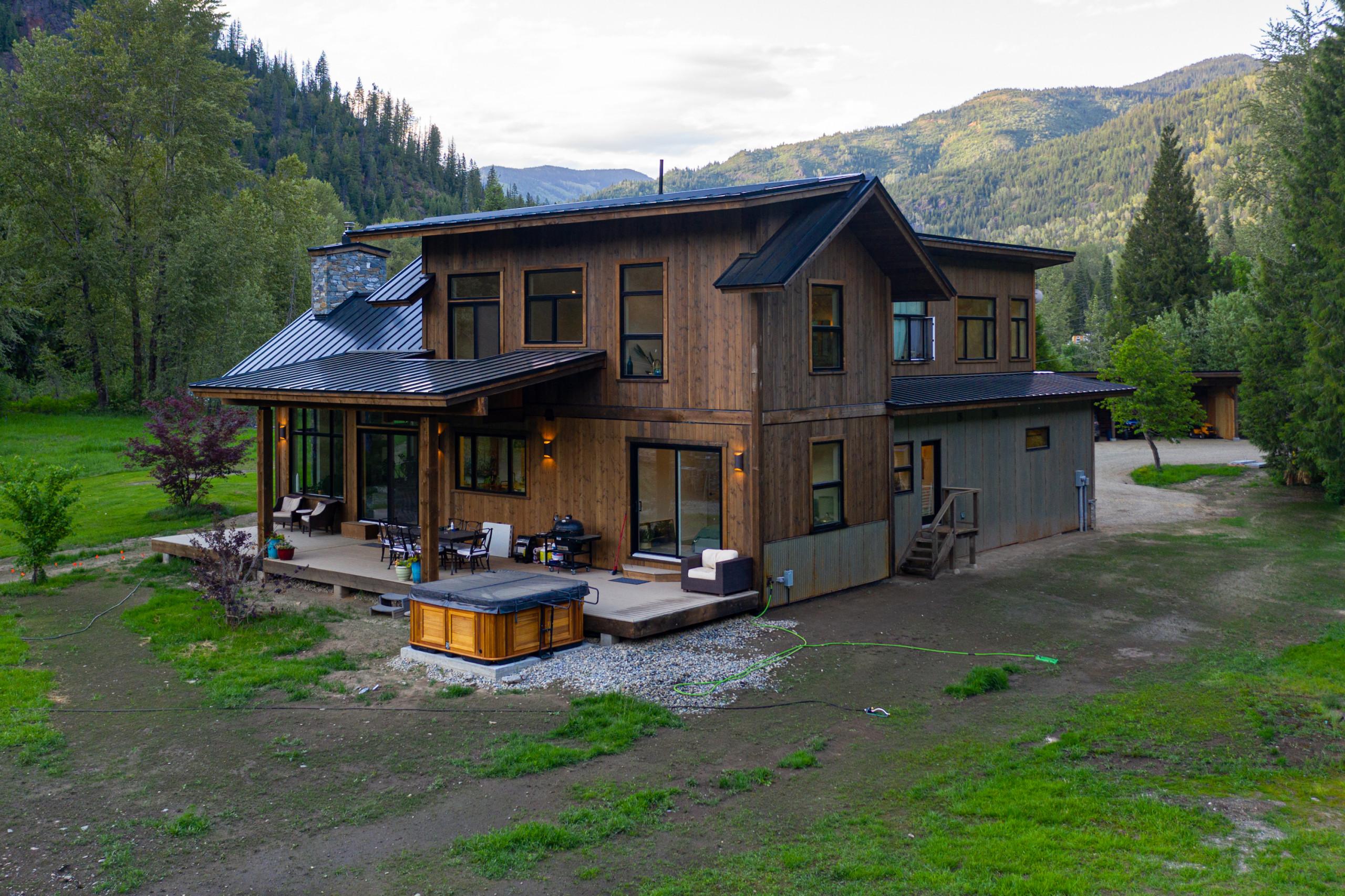 Mountain Retreat