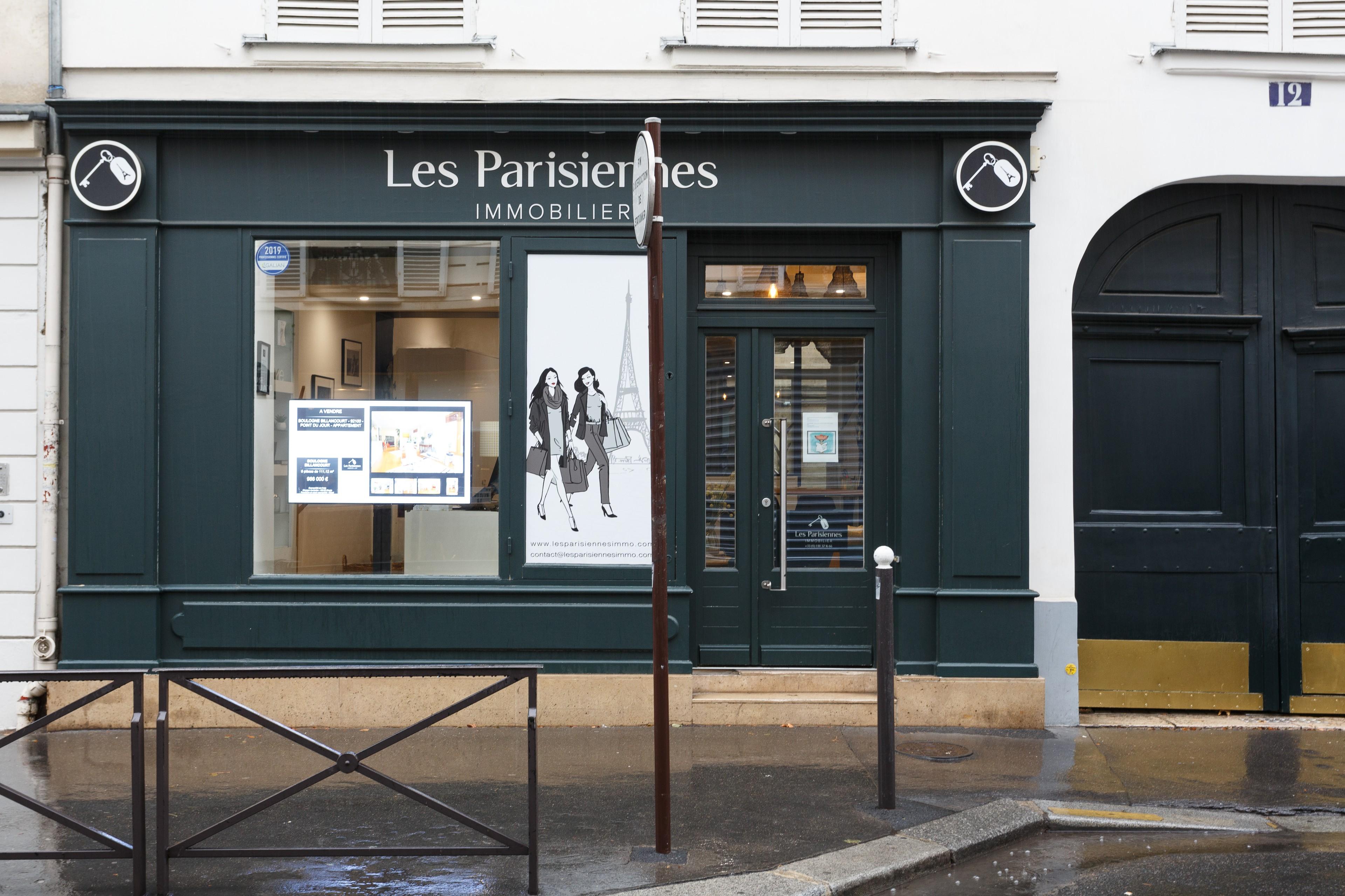 création d 'une agence immo  Paris 16