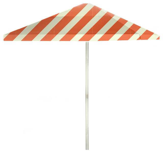 Umbrella With Crank And Tilt System