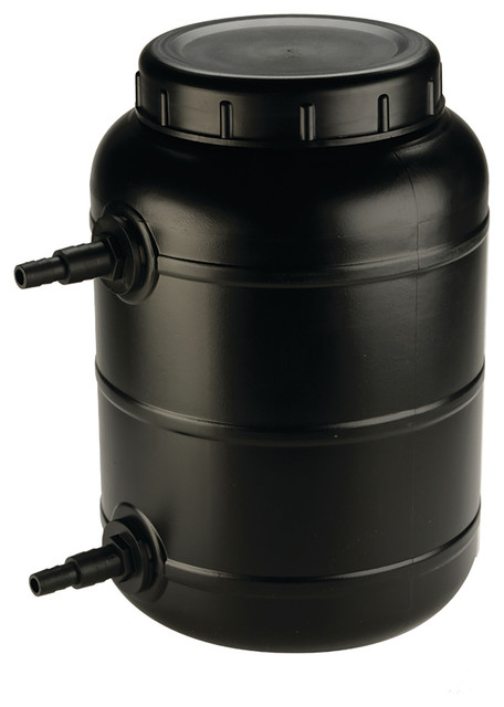 pond boss 39 pressurized pond filter outdoor fountain and
