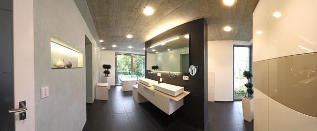 Familienbad Planen, Gestalten Und Einrichten Modern Badezimmer