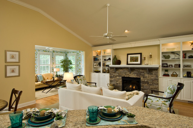 88+ Decorated Model Homes Pictures - Model Homes Decorating Ideas ...
