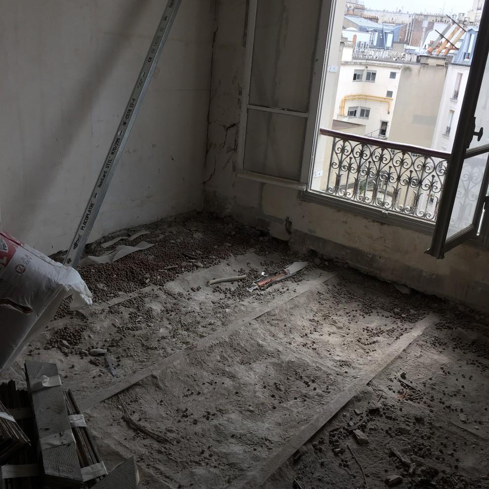 Appartement masculin a l'Etoile 105m2