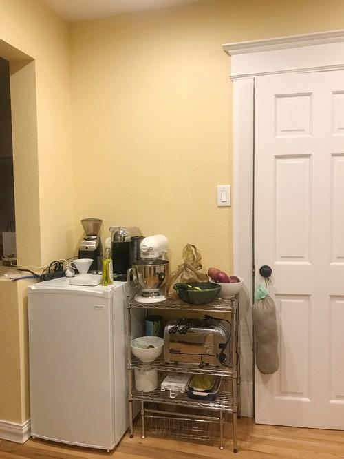 Need Ideas for Awkward Kitchen