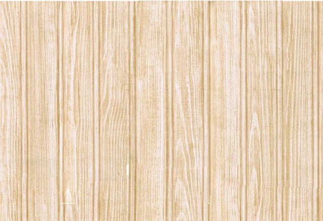 Modern Non Woven Wallpaper For Accent Wall Faux Wood Wallpaper 7148afr Roll