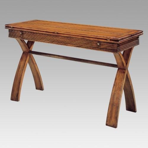 Bon Magnussen Bali Rectangle Flip Top Sofa Table   Contemporary   Coffee Tables    By Hayneedle