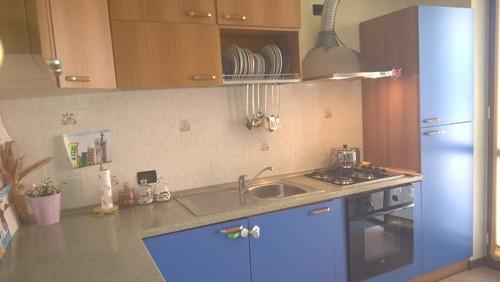 Richiesta supporto per arredare parete frontale alla cucina