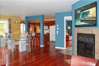 Paint Colors For Open Concept Living Areas Roselawnlutheran