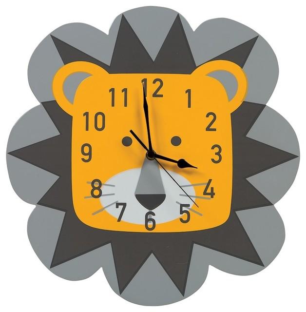 Moose Trend Lab Northwoods Wall Clock