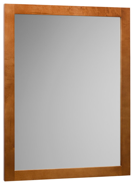 ronbow corporation george solid wood framed bathroom mirror view in your room houzz