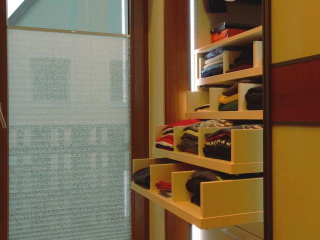 einbauschrank hemdenausz ge m nchen von bauer. Black Bedroom Furniture Sets. Home Design Ideas