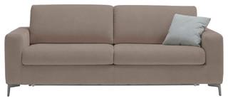 Sleeper sofa Queen Brown Modern Sleeper Sofas by Pezzan USA LLC