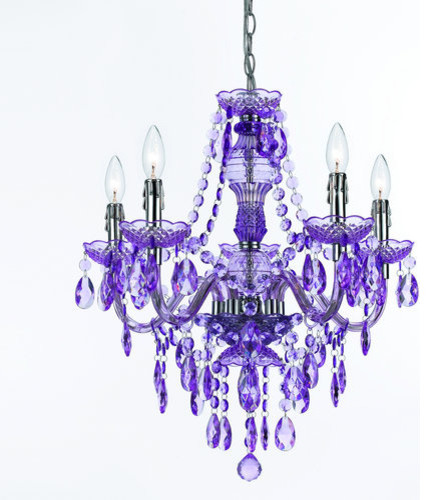 Af lighting 8526 purple five light mini chandelier from the angelo af lighting 8526 angelo home purple 5 light mini chandelier traditional chandeliers mozeypictures Images