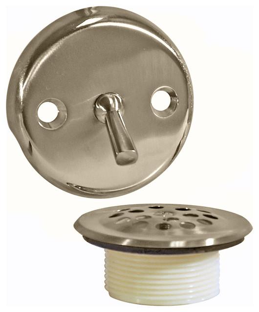Moen Tub Drain Kit Brushed Nickel Tyres2c