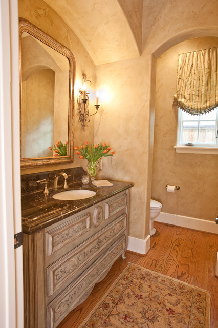 French Country - Traditional - Bathroom - Houston - by Creative ...