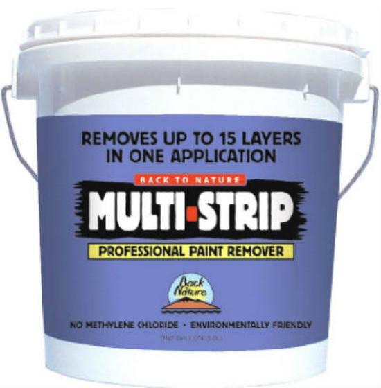 Sunnyside Ms01 Multi-Strip Professional Paint Remover, 1-Gallon