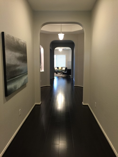 Hello Everyone, I Am A New Home Owner, Well Itu0027s Been A Year And Iu0027m  Struggling With The Decor. I Decided To Focus On The Entryway That Leads  Into The ...