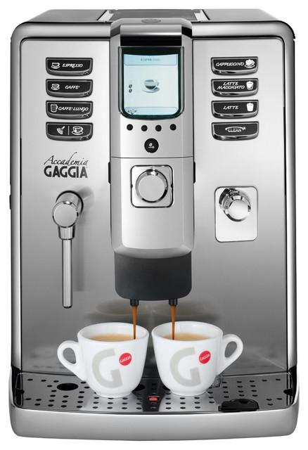 Gaggia Accademia contemporary-espresso-machines