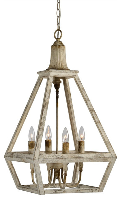 Addison Wood Chandelier Farmhouse Chandeliers By Out