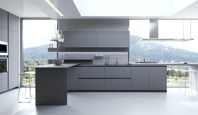 Arrital Cucine Won 2012 GOOD DESIGN Award - Moderne - Cuisine ...