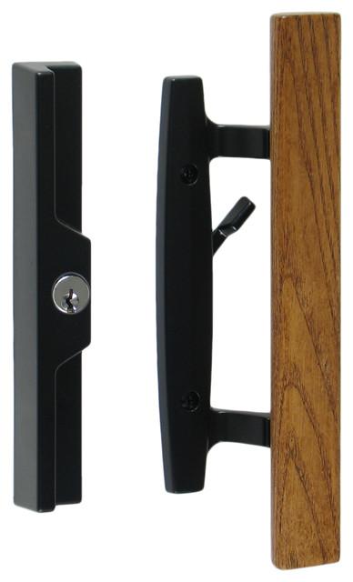 Black Door Handlesets Hardware