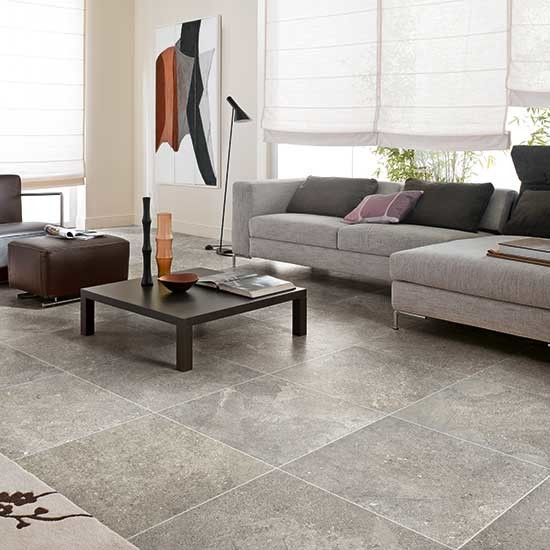Living Room Floor Tile Transitional Other By Dal Tile