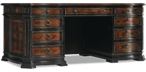 Hooker Furniture 5029-10563 Grandover Executive Desk.