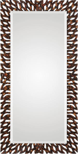 Kaveri Bronze Mirror, Bronze.