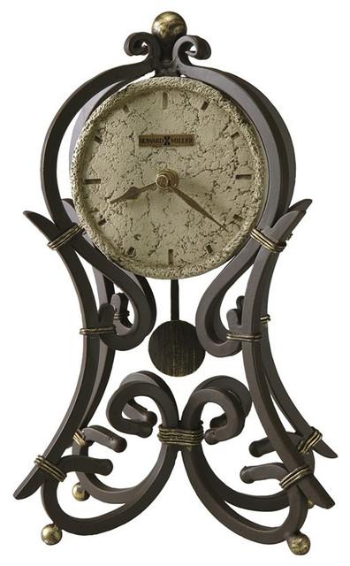 Howard Miller Vercelli Quartz Mantel Clock