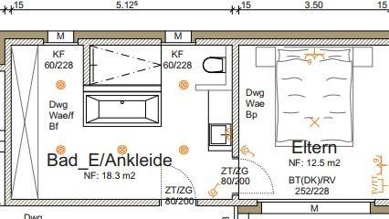 Nice Schlafzimmer Mit Bad Und Ankleide Pictures Baddesign Und