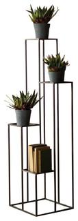 Cityscape Plant Stand