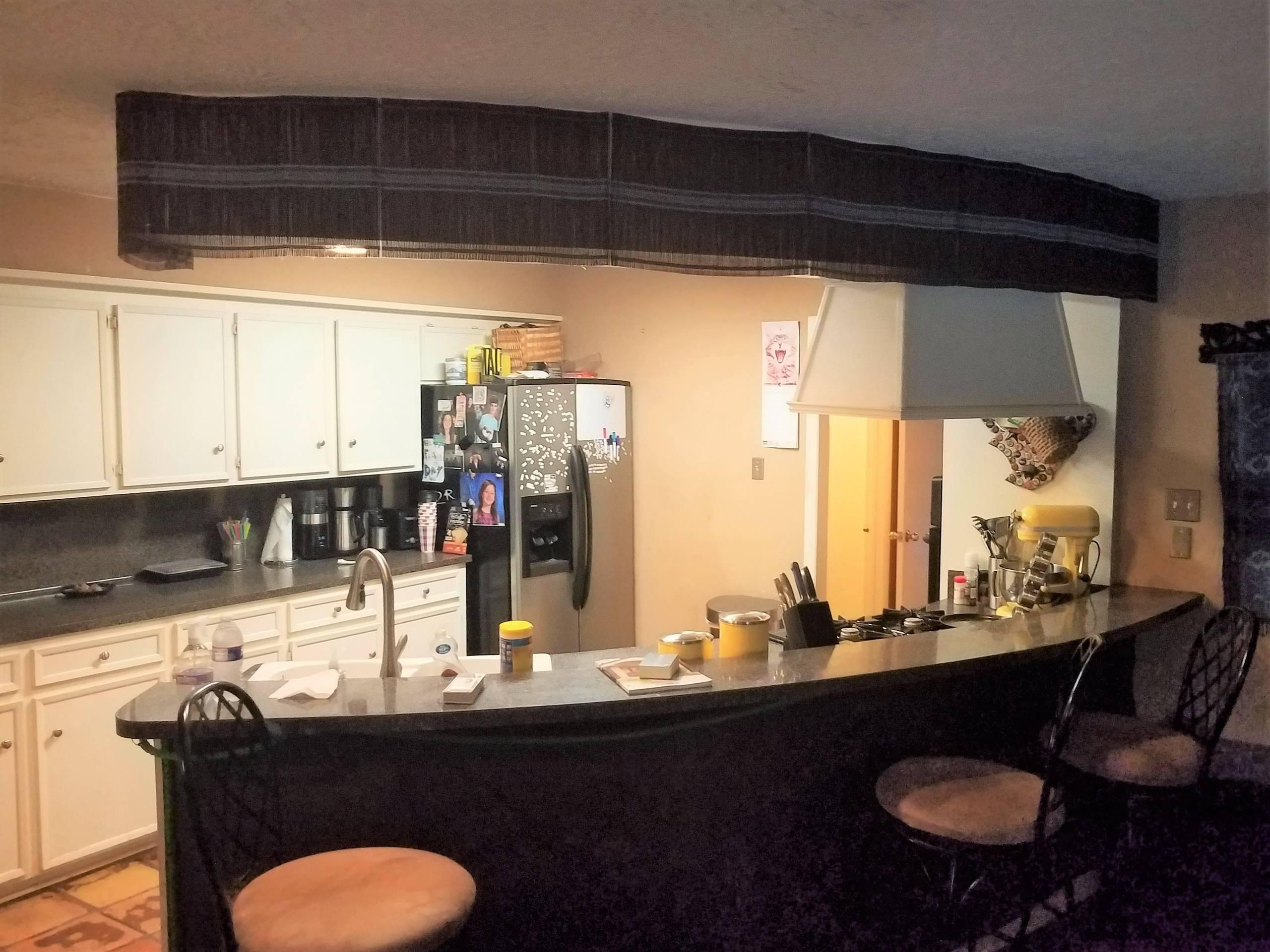 Siding Job Turned Interior Remodel